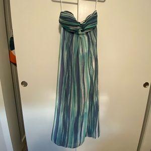LC Maxi Dress (strapless)